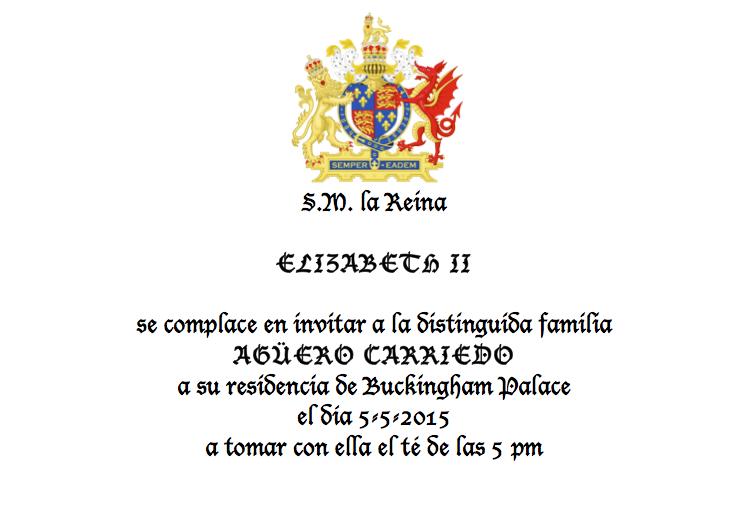 INVITACIÓN GÓTICA